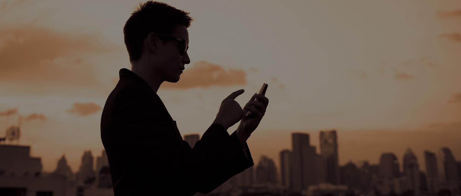 GSM, smartphones en tablets