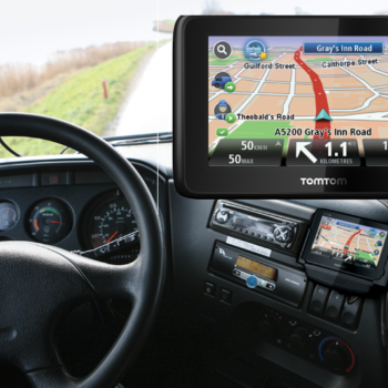 TomTom Pro GPS - Communicatie - live traffic - planning tool - route optimalisatie