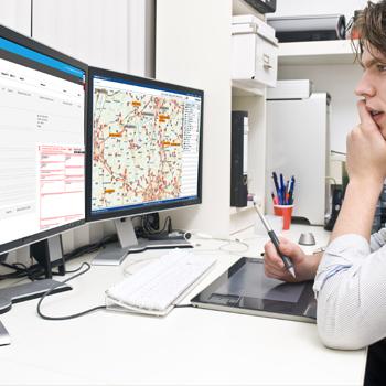 Realtime beheer - Tachograaf rij- en rusttijden